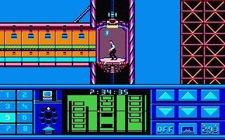 IMPOSSIBLE MISSION II [ST] image